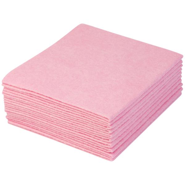 Meiko Vlies-Allzwecktuch rosa