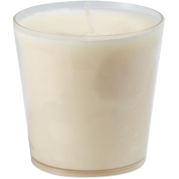 "Duni Refill-Kerze ""Switch&Shine"" cream"