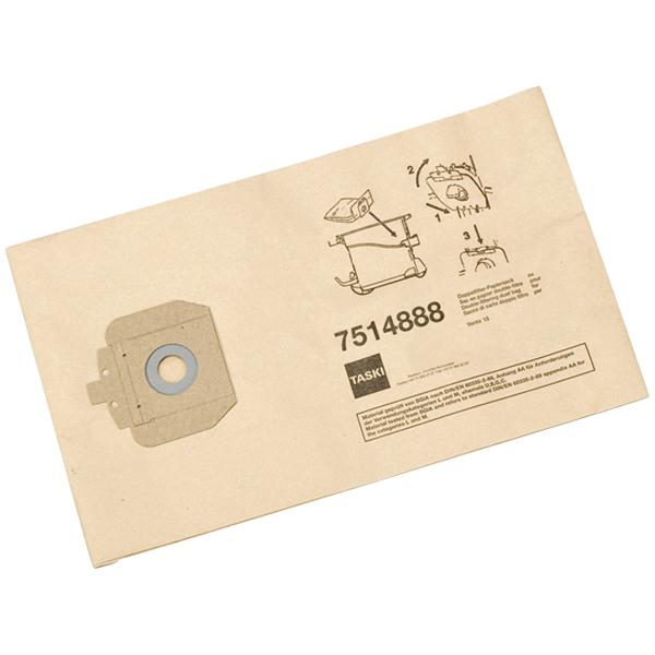Taski Doppelfilterpapiersack 15 l online kaufen - Verwendung 1
