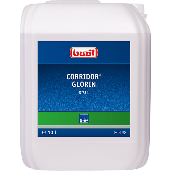 Buzil S734 Corridor Glorin Dispersion 10 Liter