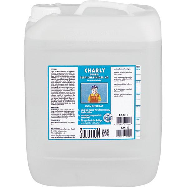 Solution Charly Super-Teppichreiniger HD 10 Liter