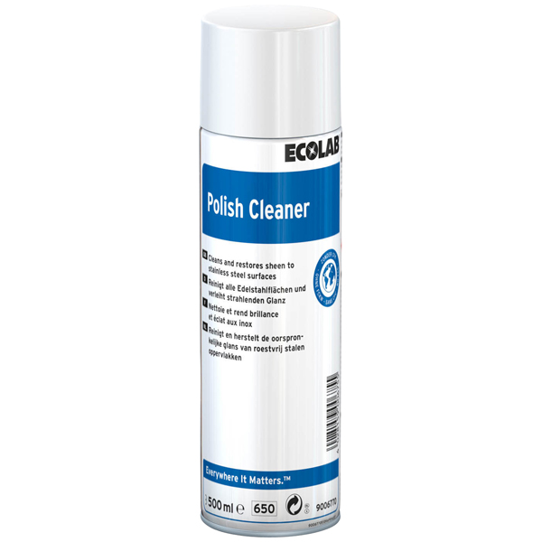 Ecolab Polish Cleaner