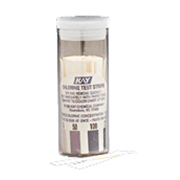 Kay Chlorine Test Strips