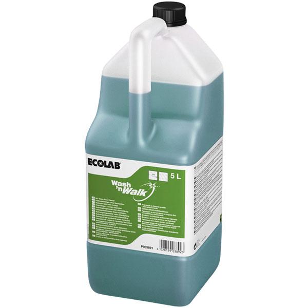 ECOLAB Wash´n Walk Küchenbodenreiniger 5 Liter