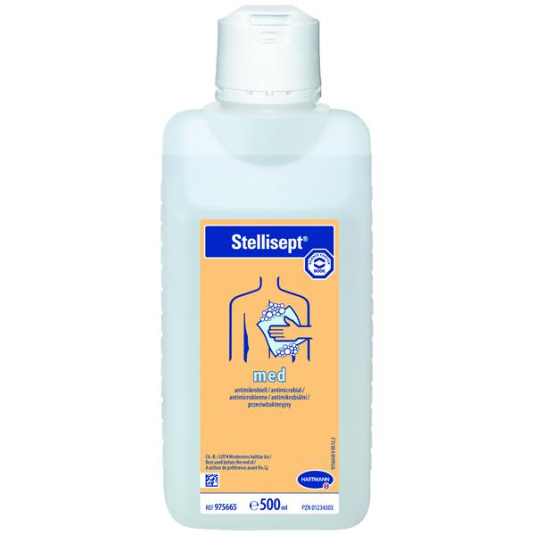 Hartmann Stellisept® med antimikrobielle Waschlotion 500 ml