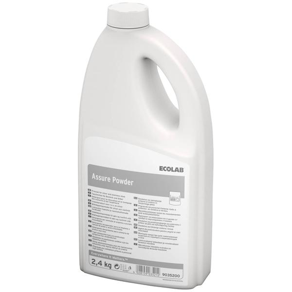 ECOLAB Assure Powder Bestecktauchmittel