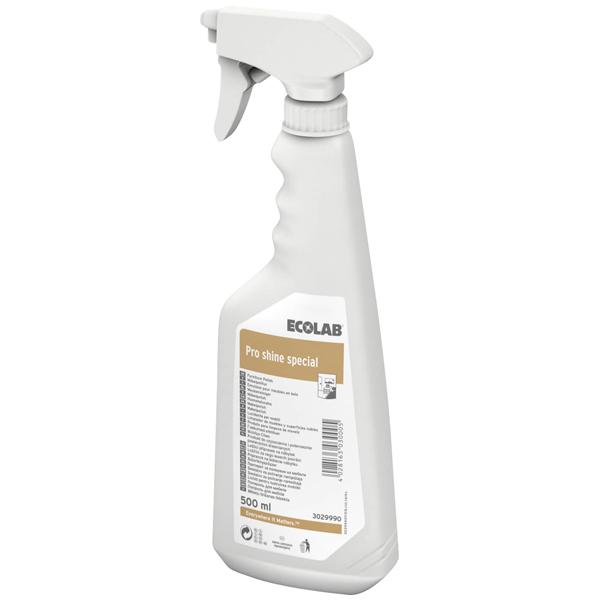ECOLAB Pro Shine Special Möbelpflege 500 ml
