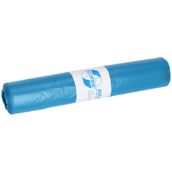 DEISS Ecofine® Abfallsäcke blau 120 Liter ( 25 Stück )