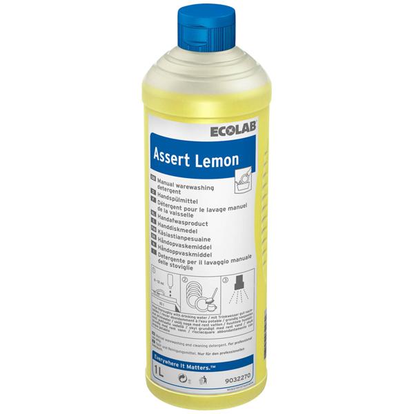 ECOLAB Assert Lemon mit Zitronenduft