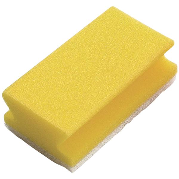 Taski Polyester Padschwamm gelb / weiß online kaufen - Verwendung 1