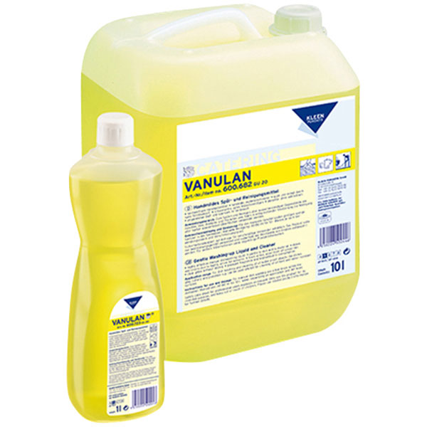 Kleen Purgatis Vanulan Handspülmittel 10 Liter
