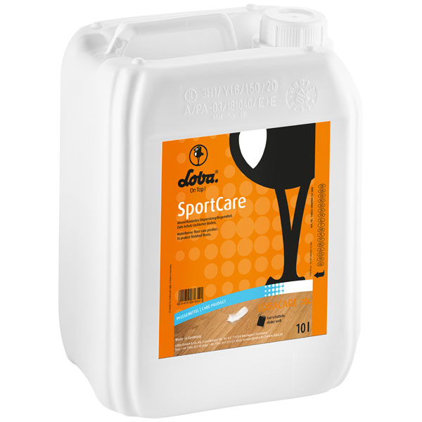Loba® SportCare Dispersions-Pflegemittel 10 Liter