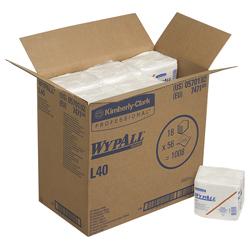Wypall * L40 Wischtuch aus Zellstoff/Latex-Gemisch