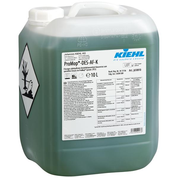 Kiehl ProMop®-Des-AF-K Desinfektionsreiniger 10 Liter