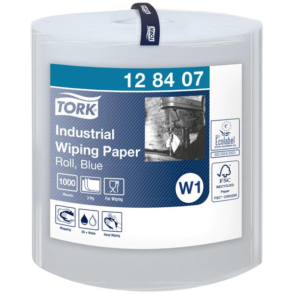 Tork Industrie Papier-Wischtuch W1