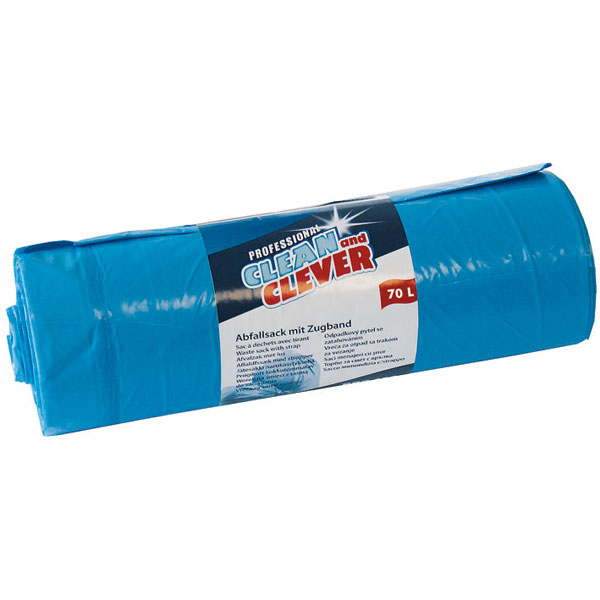 CLEAN and CLEVER PROFESSIONAL Abfallsack mit Zugband PRO 181
