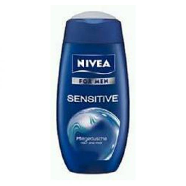 Nivea Sensitive for men Pflegedusche