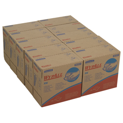 WypAll® X50 Tücher weiß – Zupfbox 8355