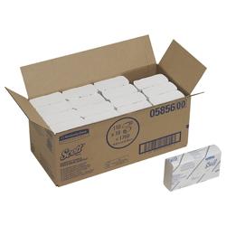Vorschau: Scott® Papierhandtücher Slimfold weiß 5856 online kaufen - Verwendung 2