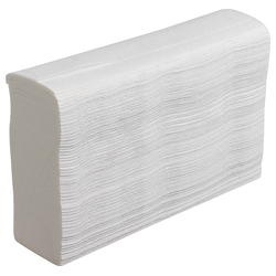 Vorschau: Scott® Papierhandtücher Slimfold weiß 5856 online kaufen - Verwendung 1