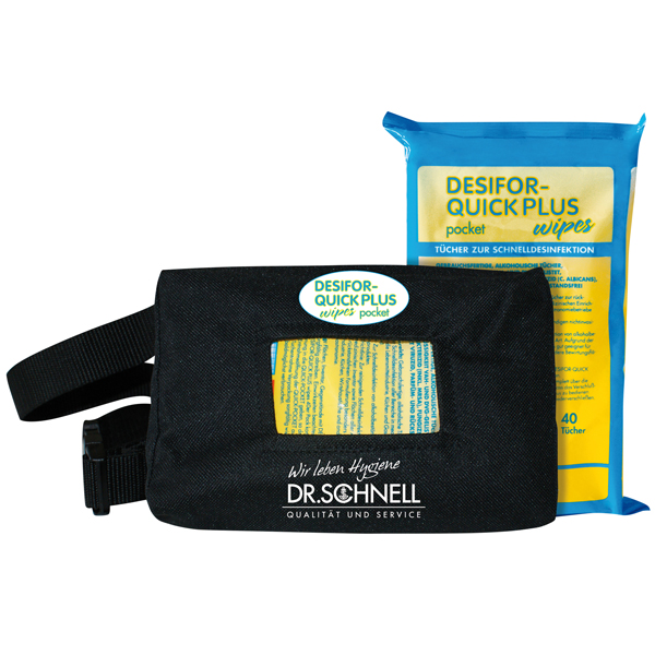 Dr. Schnell Desifor-Quick Plus Wipes