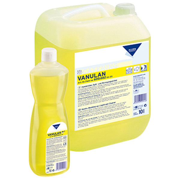 Kleen Purgatis Vanulan Handspülmittel 1 Liter