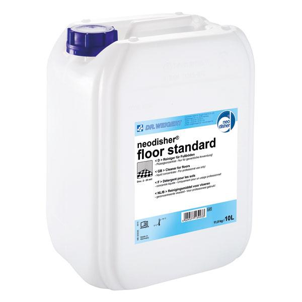 Dr.Weigert neodisher® floor standard Automatenreiniger 10 Liter