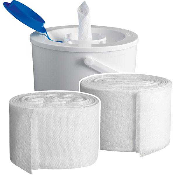 Temdex Wipes Spezialwaschtuch 6 x 90 Tücher ( ohne Spendereimer )
