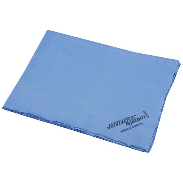 Jonmaster™Pro Window Cloth Microfasertuch blau