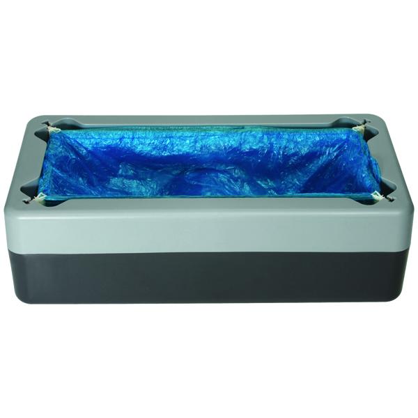 Meiko PE-Überziehschuhe blau