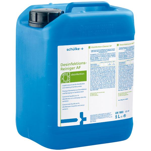 Schülke & Mayr Desinfektionsreiniger AF 5 Liter