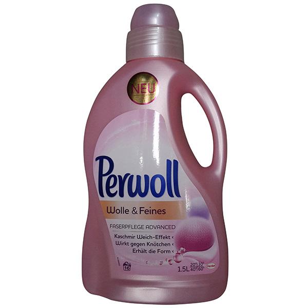 Perwoll Wolle + Feines
