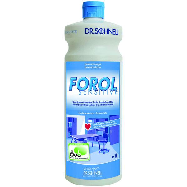 Dr.Schnell Forol sensitive Universalreiniger 1 Liter