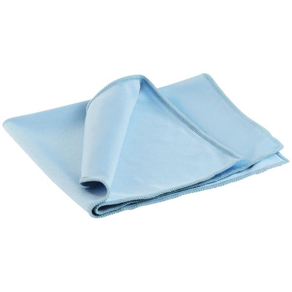 Microfaser Fenstertuch 50 x 70 cm blau