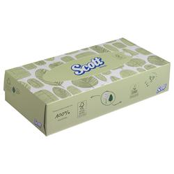 Scott® Kosmetiktücher weiß 8837