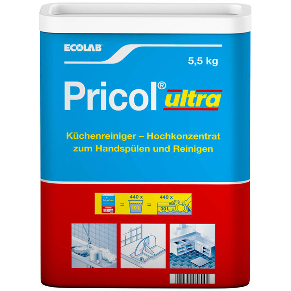 ECOLAB Pricol ultra Handspülmittel