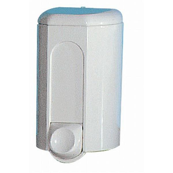 Seifenspender Clivia 110 weiß