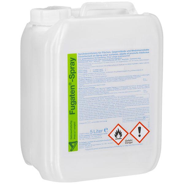 Lysoform Fugaten®Spray parfümiert Flächendesinfektion 2 x 5 Liter