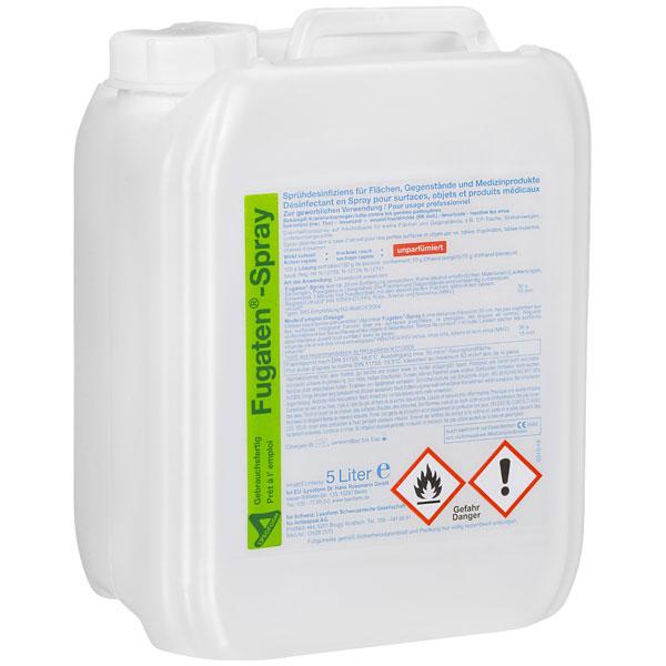Lysoform Fugaten®Spray unparfümiert Flächendesinfektion 2x5 Liter