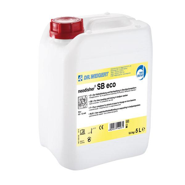 Dr.Weigert neodisher® SB eco Klarspüler 5 Liter