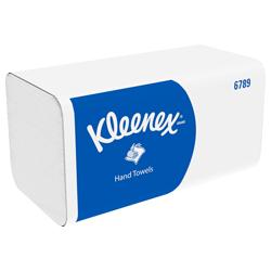 KLEENEX® Papierhandtücher mit Interfold-Faltung 6789