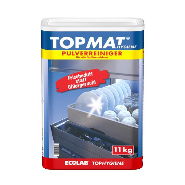 ECOLAB Topmat Hygiene Pulver