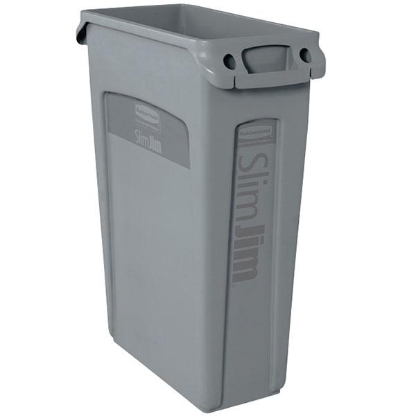 Slim Jim Abfallbehälter 87l