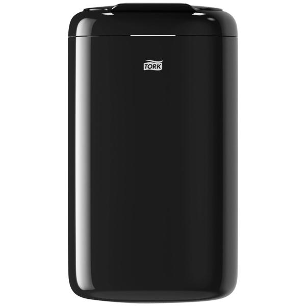 Tork Mini Abfallbehälter B3 (mit Deckel) 5 Liter schwarz