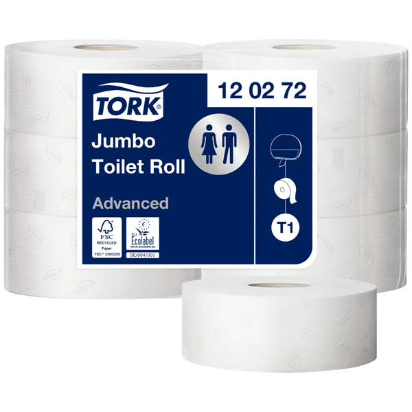Tork Jumbo Toilettenpapier T1 Advanced