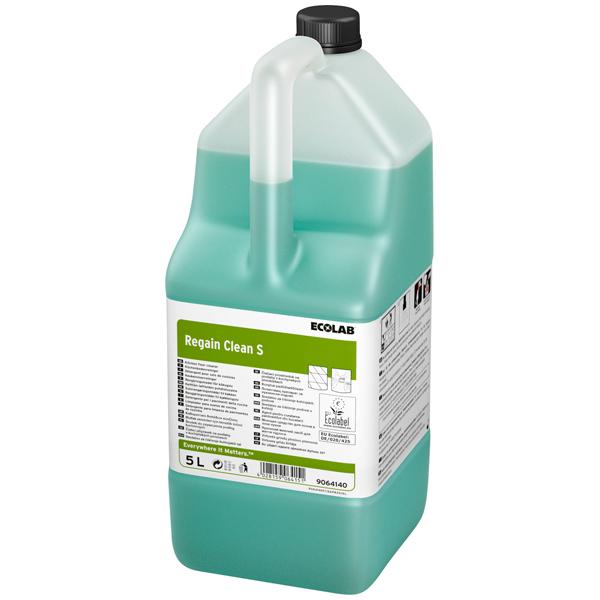 ECOLAB Regain Clean S Küchen-Fußbodenreiniger 5 Liter