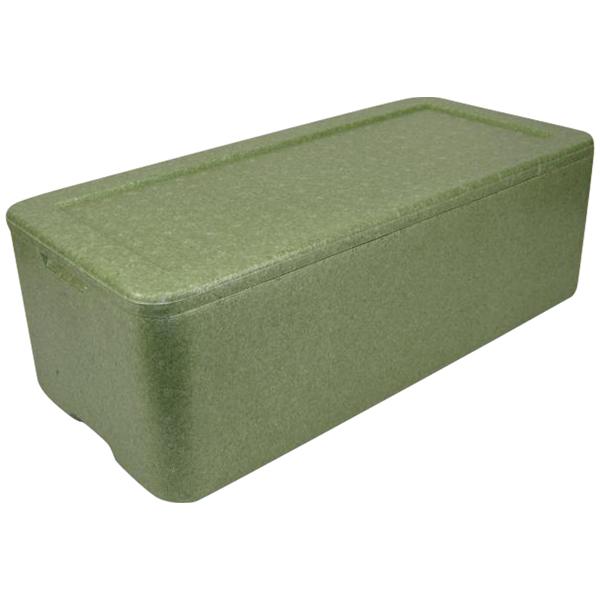 Thermobox Iso-Transportbehälter grün W12