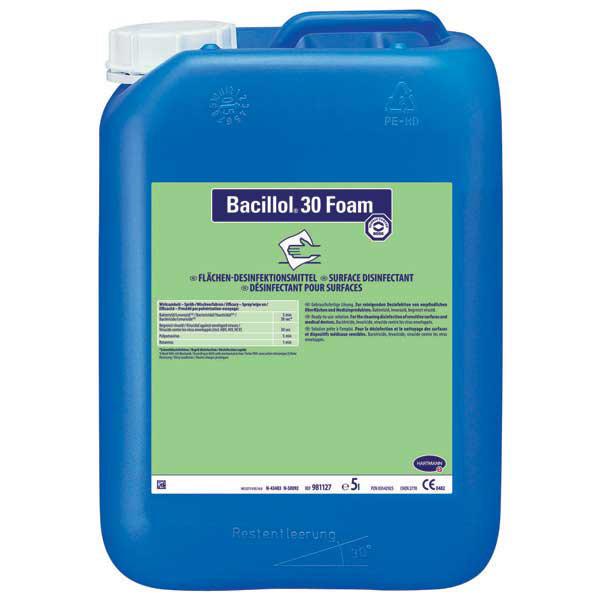 Hartmann Bacillol®30 Foam Flächendesinfektion 5 Liter