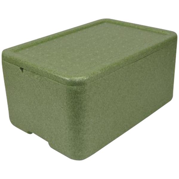 Thermobox Iso-Transportbehälter grün M8