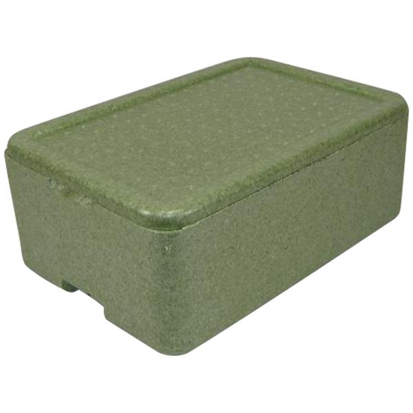 Thermobox Iso-Transportbehälter grün M6